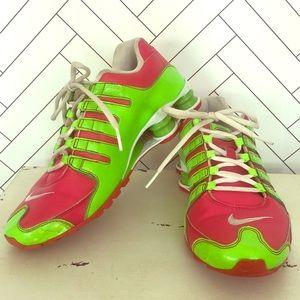 Nike ID tennis shoes